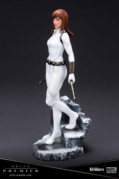 Marvel ARTFX Premier Statue 1/10 Black Widow (White Costume) Limited Edition