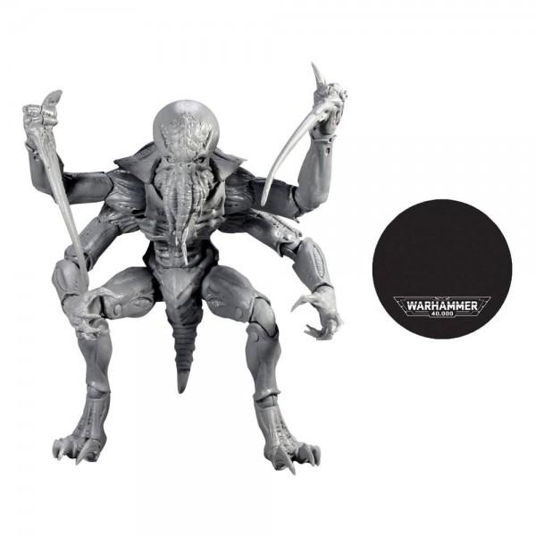 Warhammer 40k Actionfigur Ymgarl Genestealer (Artist Proof)