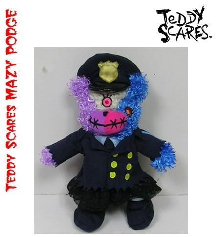 Teddy Scares Plüschfigur Officer Mazey Podge 20 cm
