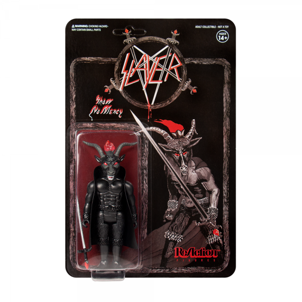 Slayer ReAction Actionfigur Minotaur (Black Magic)