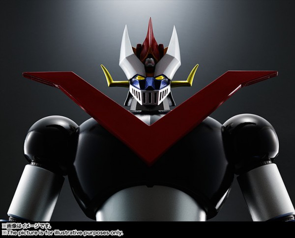 Great Mazinger DX Soul of Chogokin Diecast Actionfigur Great Mazinger