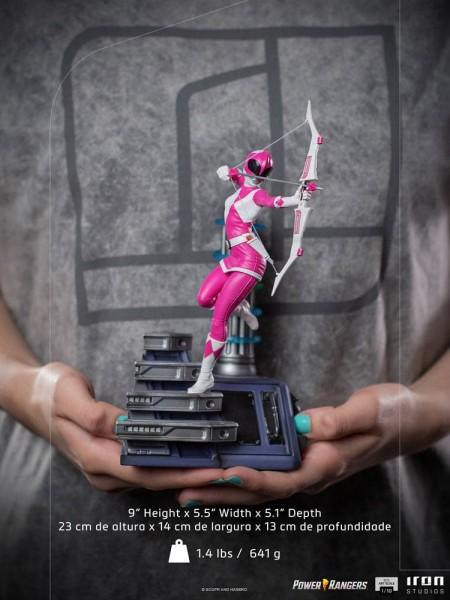 Power Rangers BDS Art Scale Statue 1/10 Pink Ranger