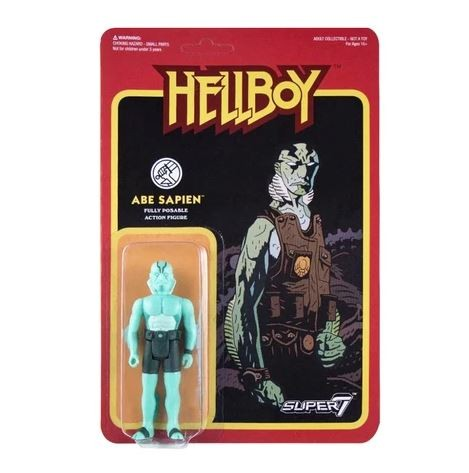 Hellboy ReAction Actionfigur Abe Sapien