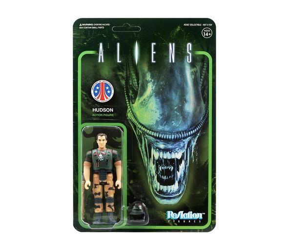 Aliens ReAction Actionfigur Hudson