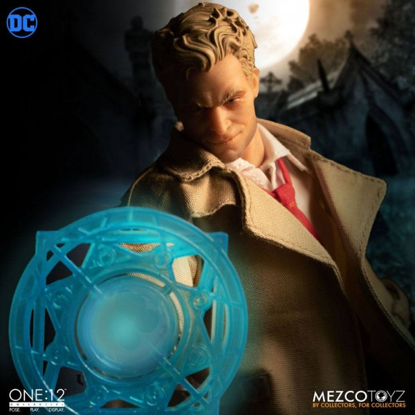 DC ´The One:12 Collective´ Actionfigur 1/12 Constantine (Deluxe Edition)