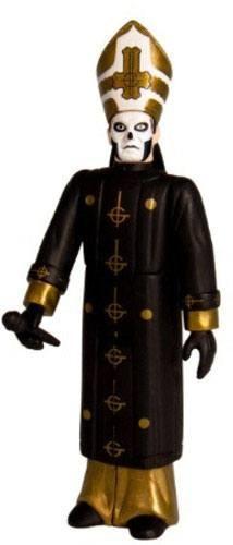 Ghost ReAction Actionfigur Papa Emeritus III