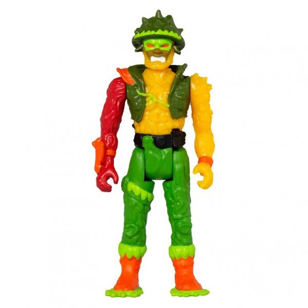 Toxic Crusaders ReAction Actionfigur Major Disaster