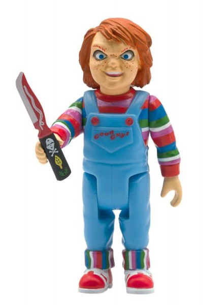 Chucky / Child's Play ReAction Actionfigur Evil Chucky
