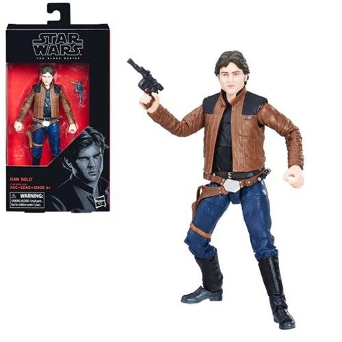 Star Wars Black Series Actionfigur 15 cm Han Solo (Solo)