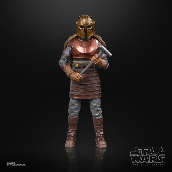 Star Wars Black Series Actionfigur 15 cm The Armorer (The Mandalorian)