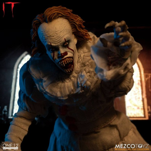 Stephen Kings Es 2017 ´The One:12 Collective´ Actionfigur 1/12 Pennywise