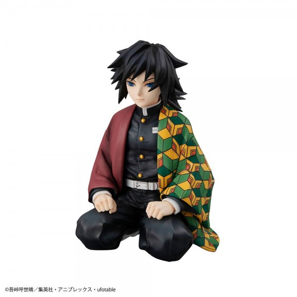 Demon Slayer Kimetsu no Yaiba G.E.M. Statue Shinobu Giyu (Palm Size Edition) Deluxe