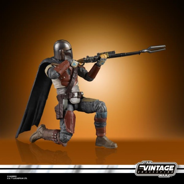 Star Wars Vintage Collection Actionfigur 10 cm The Mandalorian (Mandalorian)
