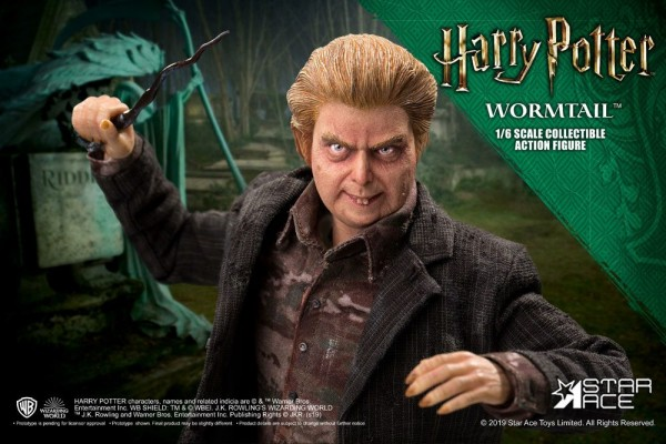 Harry Potter My Favourite Movie Actionfigur 1/6 Wormtail (Peter Pettigrew)