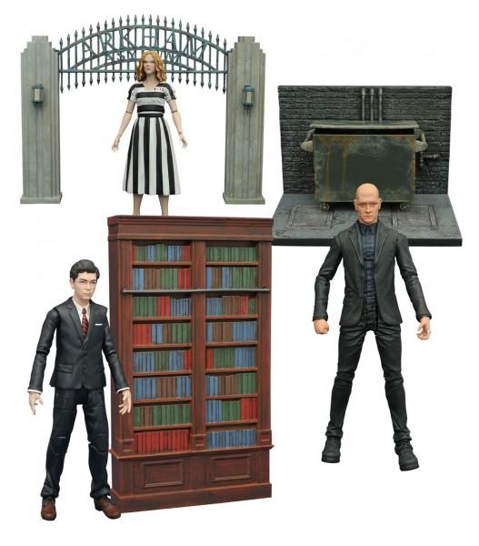 Gotham Select Actionfiguren Serie 3