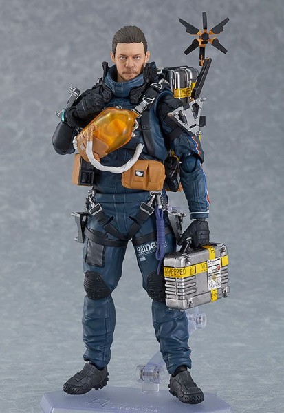 Death Stranding Figma Actionfigur Sam Porter Bridges (DX Edition)