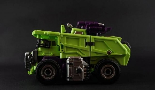 Generation Toy Gravity Builder GT-01E Dump Truck