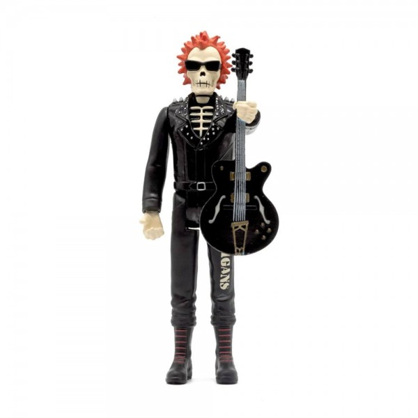 Rancid ReAction Actionfigur Skeletim (Charged)