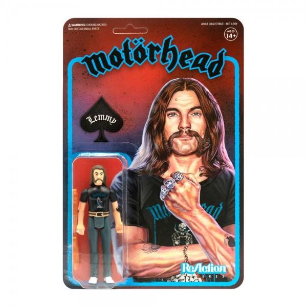 Motorhead ReAction Actionfigur Lemmy (Recolor)