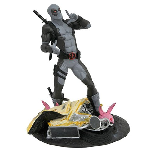Marvel Gallery Statue X-Force Deadpool (Taco Truck) SDCC 2019