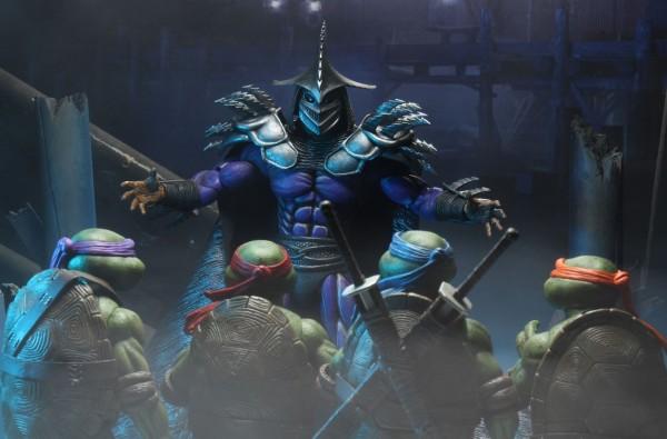 Teenage Mutant Ninja Turtles 2 Movie Actionfigur Super Shredder (Deluxe)