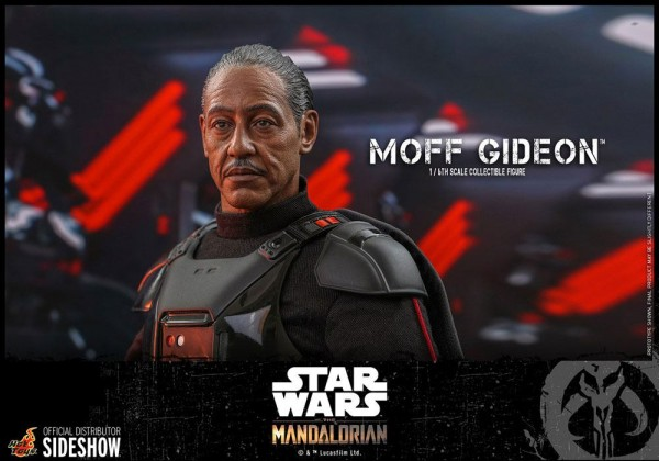 Star Wars The Mandalorian Television Masterpiece Actionfigur 1/6 Moff Gideon