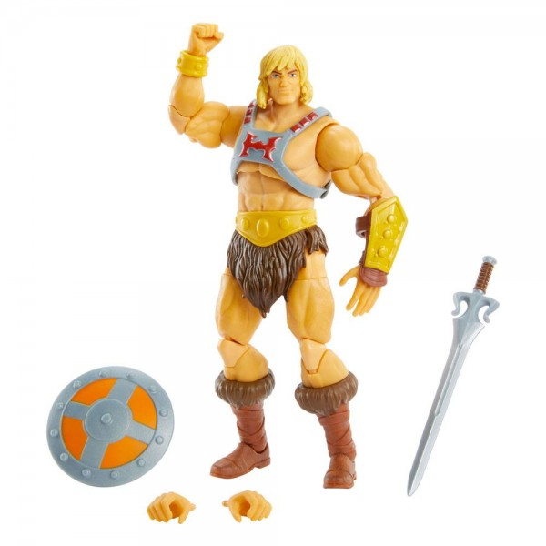 Masters of the Universe: Revelation Actionfigur He-Man