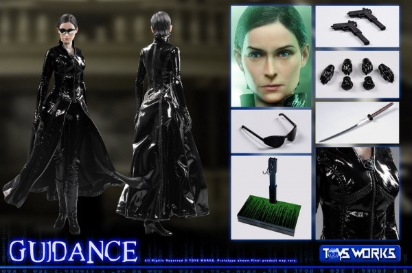 Toys Works Actionfigur 1/6 Guidance