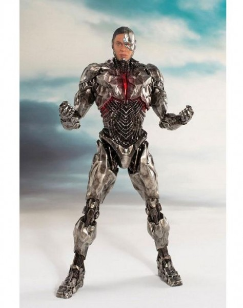 Justice League Movie ARTFX+ Statue 1/10 Cyborg
