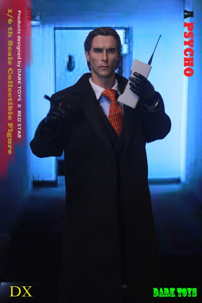Dark Toys Actionfigur 1/6 Psycho (Deluxe Edition)