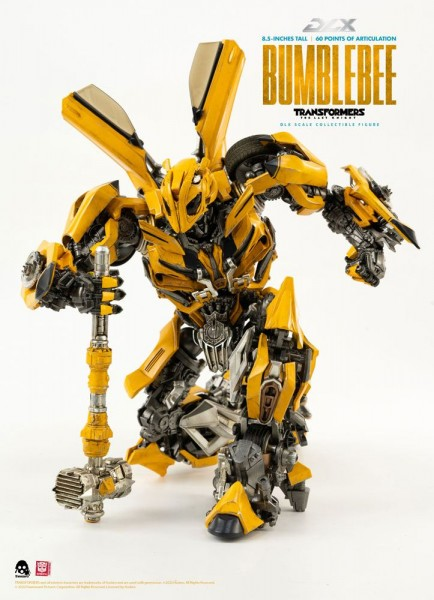 Transformers: The Last Knight DLX Scale Actionfigur Bumblebee