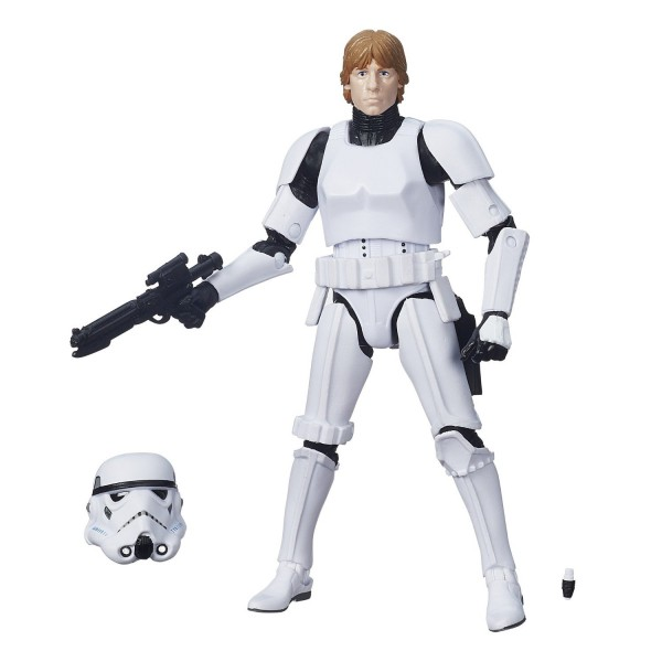 Star Wars Black Series Actionfigur 15 cm Luke Skywalker (Stormtrooper)