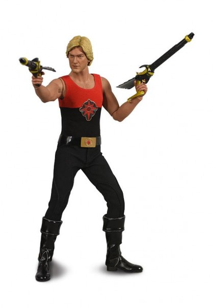 Flash Gordon Actionfigur 1/6 Flash Gordon (Limited Edition)
