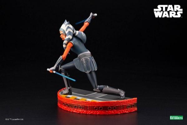 Star Wars The Clone Wars ARTFX Statue 1/7 Ahsoka Tano