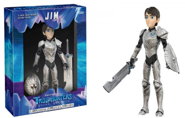 Trollhunters Actionfigur Jim Exclusive