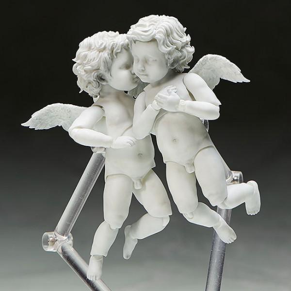 Table Museum Figma Actionfiguren 2-Pack Angel