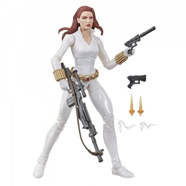 Black Widow Movie Marvel Legends Actionfigur Black Widow (Deadly Origin)