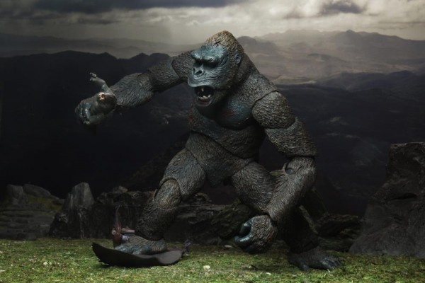 King Kong Skull Island Actionfigur King Kong