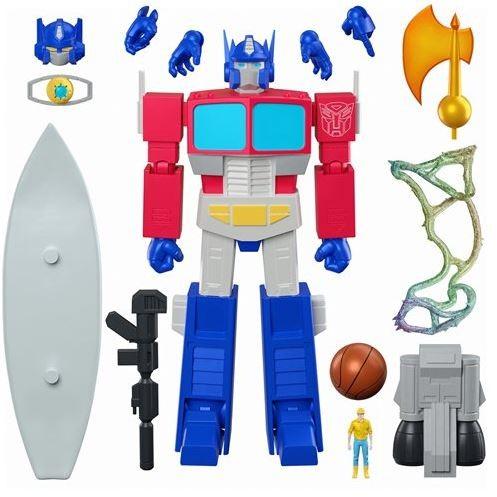 Transformers Ultimates Actionfigur Optimus Prime