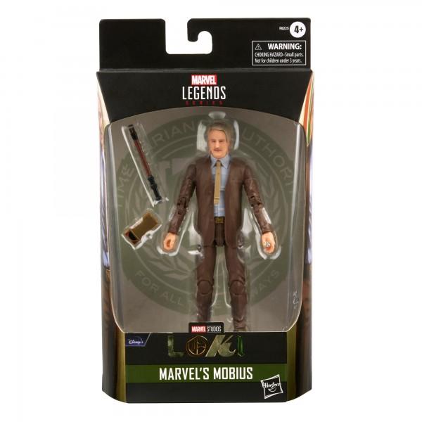 Loki Marvel Legends Actionfigur Mobius (Exclusive)