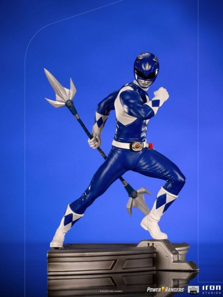 Power Rangers BDS Art Scale Statue 1/10 Blue Ranger