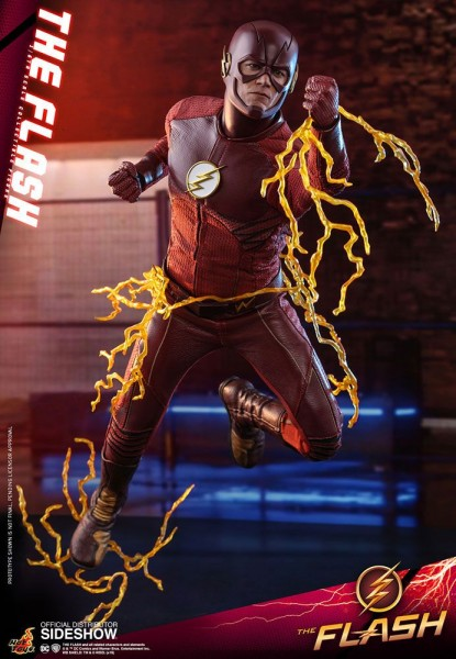 The Flash Television Masterpiece Actionfigur 1/6 The Flash