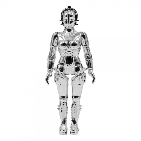 Metropolis ReAction Actionfigur Maria (Vac Metal Silver)
