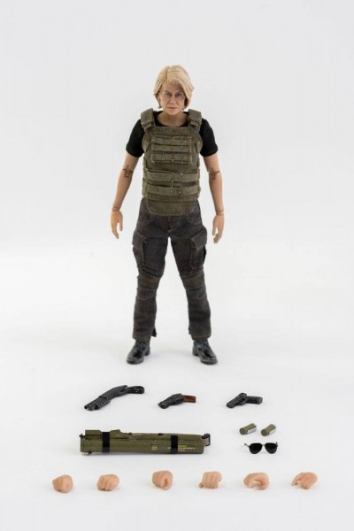 Terminator: Dark Fate Actionfigur 1/12 Sarah Connor
