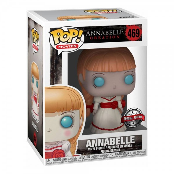 Annabelle Creation Funko Pop! Vinylfigur Annabelle 469 (Exclusive)