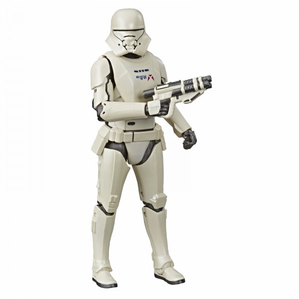 Star Wars Black Series Actionfigur 15 cm First Order Jet Trooper (Carbonized) Exclusive