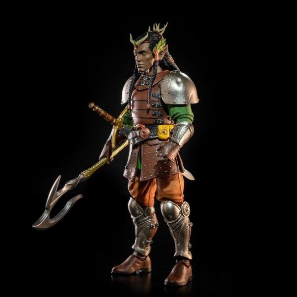 Mythic Legions: Illythia Actionfigur Lord Bardric
