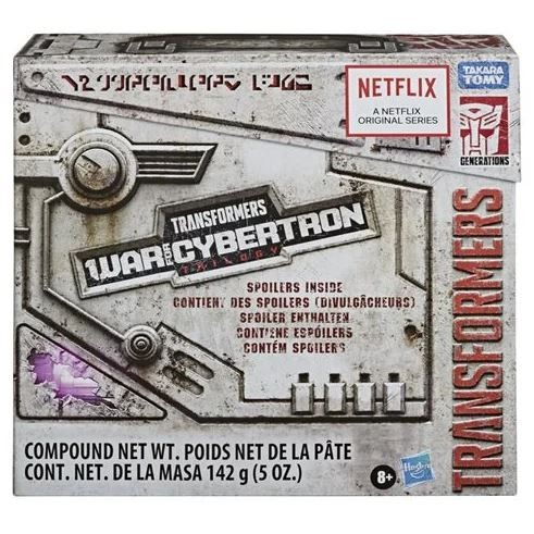 Transformers Generations War For Cybertron SIEGE Netflix Series Leader Ultra Magnus (Spoiler Pack) (