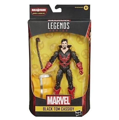 Deadpool Marvel Legends Actionfigur Black Tom Cassidy