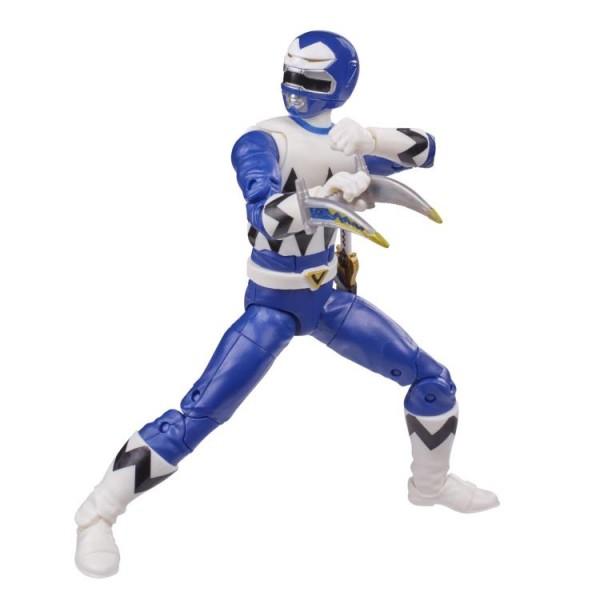 Power Rangers Lightning Collection Actionfigur 15 cm Lost Galaxy Blue Ranger